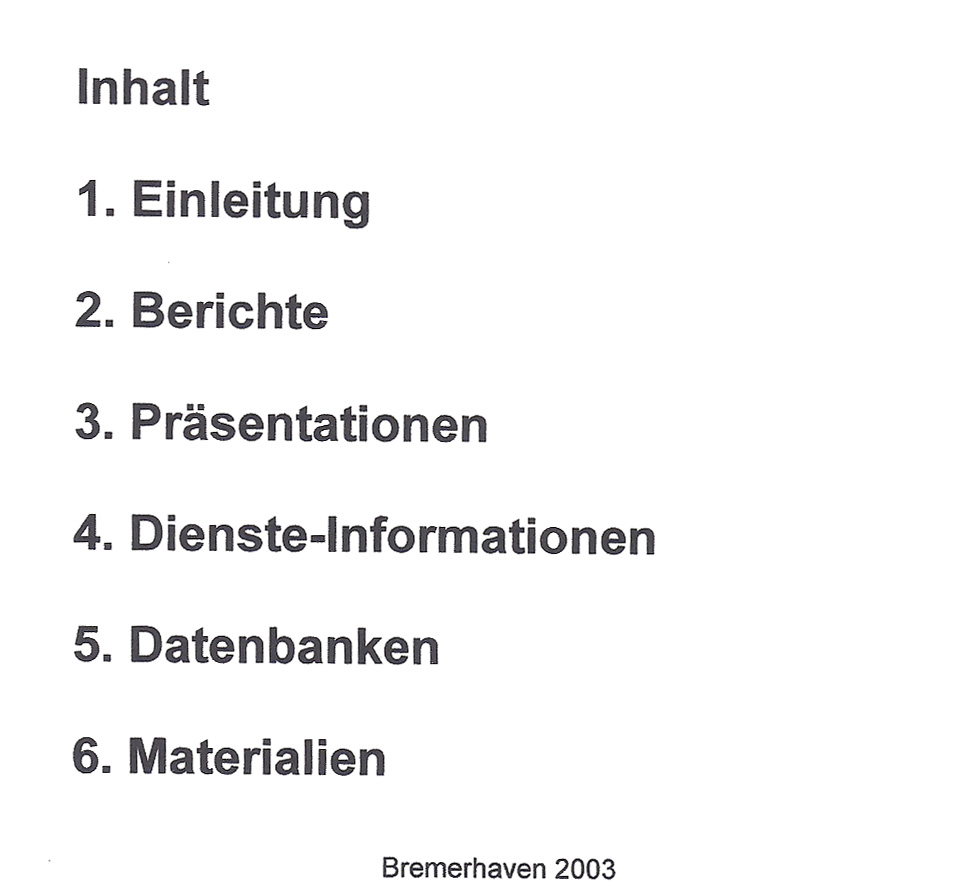 CD eGovernment Inhalt